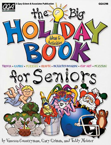 9781564902740: The Big Holiday Book for Seniors
