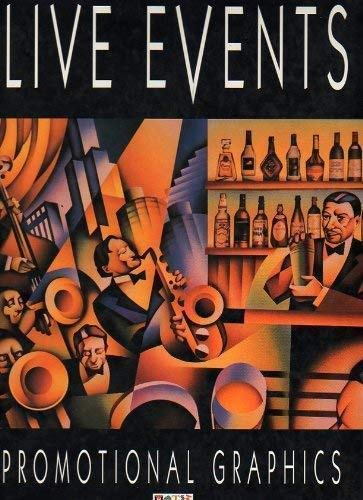 9781564960825: Live Events: Promotional Graphics (Motif Design)