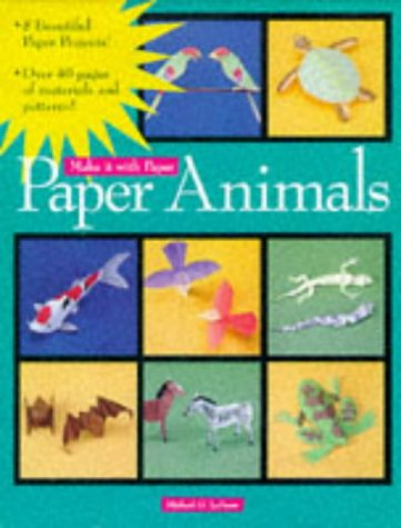 9781564962768: Paper Animals (Make It With Paper)