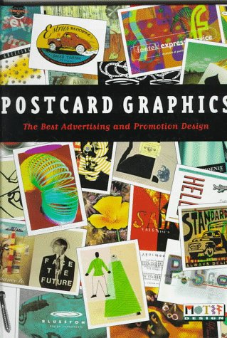 9781564963345: Postcard Graphics: Designs from Around the World (Motif Design)