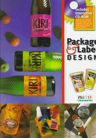 9781564963543: Package and Label Design (Motif Design)