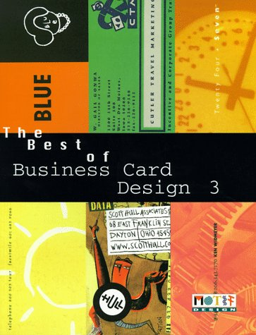 9781564964021: Best of Business Card Design: No.3 (Motif Design S.)