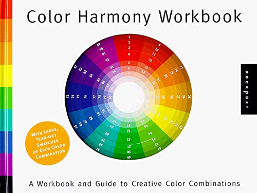9781564964359: Color Harmony Workbook: A Workbook and Guide to Creative Color Combinations