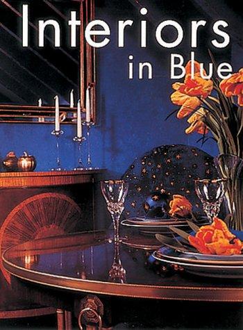 9781564964410: Interiors in Blue