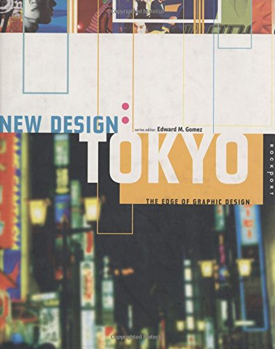 9781564965615: New Design: Tokyo: The Edge of Graphic Design