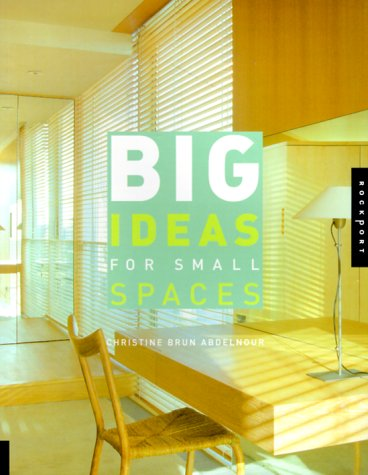 9781564966070: Big Ideas for Small Spaces