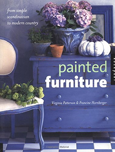 9781564967275: Painted Furniture: From Simple Scandinavian to Modern Country