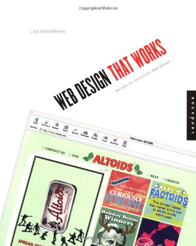 Web Design That Works Secrets For Succes: Lisa Baggerman