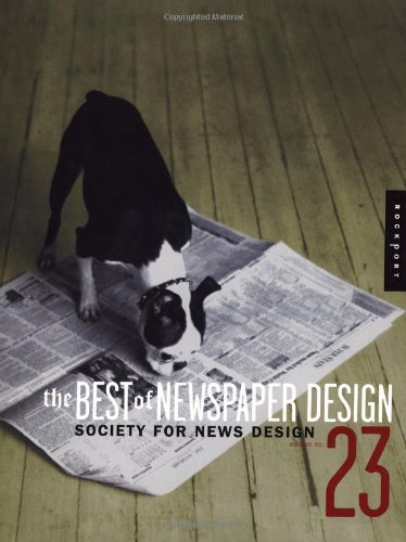 The Best of Newspaper Design: No. 23: The Society for News Design