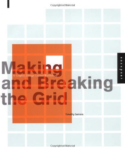 9781564968937: Making and Breaking the Grid (Graphic Design)
