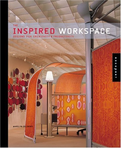 9781564969255: The Inspired Workspace: Interior Designs for Creativity & Productivity