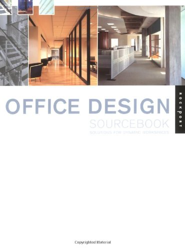 9781564969897: Office Design Sourcebook: Solutions for Dynamic Workspaces (Interior Design and Architecture)