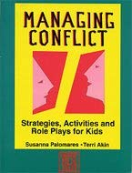 9781564990280: Managing Conflict: Strategies, Activities and Role Plays for Kids