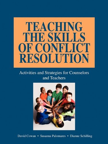 9781564990655: Teaching the Skills of Conflict Resolution