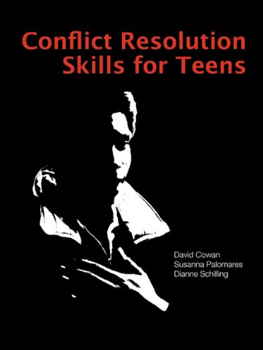 9781564990747: Conflict Resolution Skills for Teens