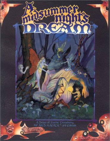 9781565040335: A Midsummer Night's Dream (Ars Magica)