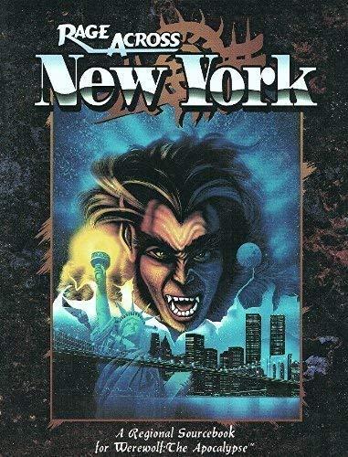 OP Rage Across New York (Werewolf): Mitchell, Clark, Greenberg,