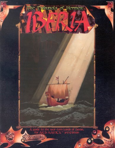 The Tribunal of Hermes: Iberia; Guide to: Hentges, Peter
