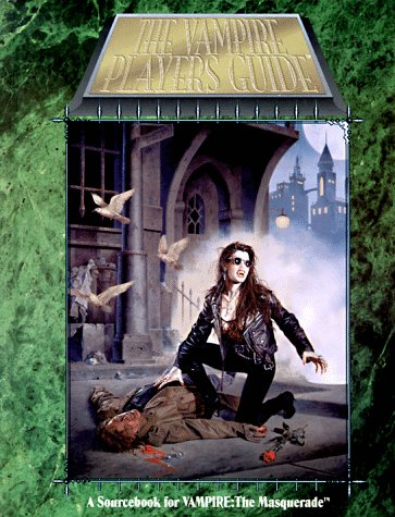 Vampire Players Guide, 2nd Edition (1565040538) by Andrew Greenberg