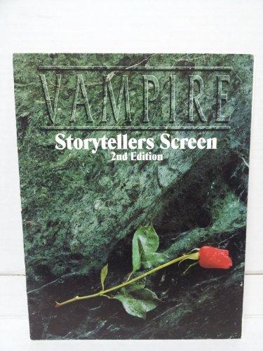 9781565040557: Vampire Storytellers Screen (Vampire the Masquerade Roleplaying Game)