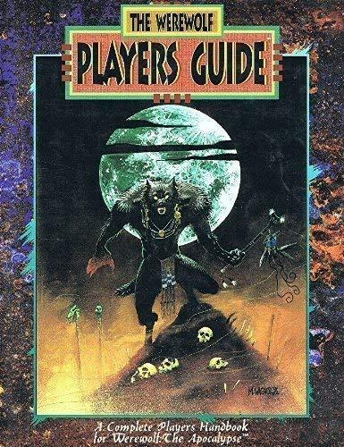 Werewolf Players Guide (Werewolf - the Apocalypse): Wagner, Matt