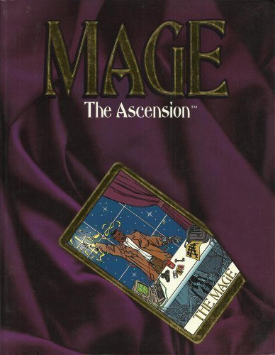 Mage: The Ascension A Storytelling Game of: Wieck, Stewart, with