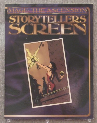 Mage: The Ascension Storyteller's Screen (1565040813) by Wieck, Stewart