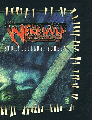 9781565041134: *OP Werewolf 2nd Ed Screen (Werewolf: The Apocalypse)
