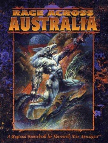 9781565041271: *OP Rage Across Australia (Werewolf)