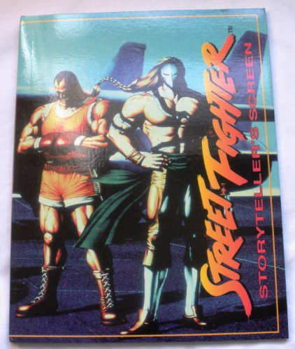 9781565041622: Streetfighter Screen (Street Fighter)