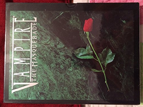 9781565042001: Vampire: The Masquerade, Revised Limited Edition