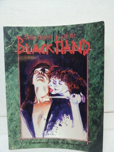 9781565042100: Dirty Secrets of the Black Hand (Vampire: The Masquerade Novels)
