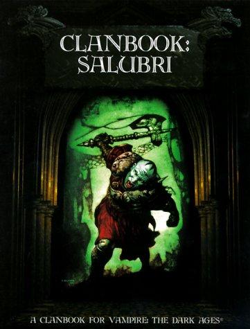 9781565042124: Clanbook: Salubri (Vampire, the Dark Ages)