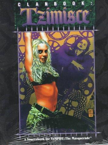 Clanbook: Tzimisce (Vampire: The Masquerade)
