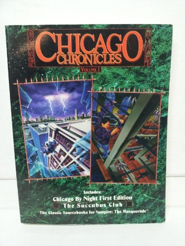 9781565042193: *OP Chicago Chronicles 1 (Vampire: The Masquerade Novels) (v. 1)