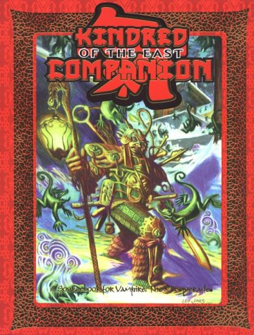 9781565042230: Kindred of the East Companion