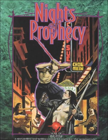 Nights of Prophecy (Vampire: The Masquerade Novels)