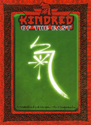 OP Kindred of the East (For Vampire,: Justin Achilli, Phil