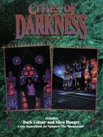 9781565042353: *OP Cities of Darkness 3 Dark Colony (For Vampire, the Masquerade , Vol 3)