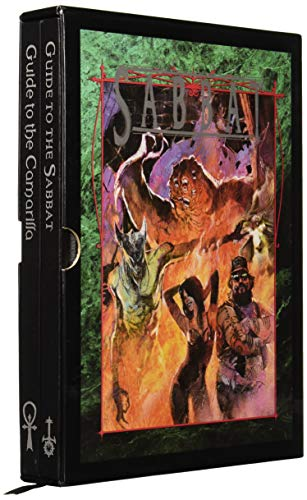 Guide to the Camarilla and the Sabbat (Vampire, the Masquerade) 2 Volumes in Slipcase: Achilli, ...