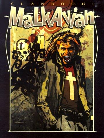 9781565042681: Clanbook: Malkavian, Revised Edition (Vampire: The Masquerade Clanbooks)