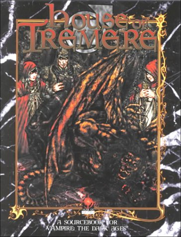9781565042728: House of Tremere (Vampire: The Dark Ages)