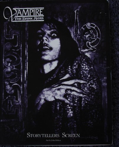 9781565042766: Vampire The Dark Ages: Storytellers Screen