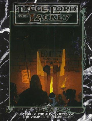 Liege, Lord and Lackey: Carl, Jason; Lee,