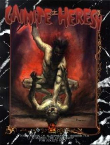 9781565042964: Cainite Heresy: A Sourcebook of Blasphmeous Horror for Vampire, The Dark Ages