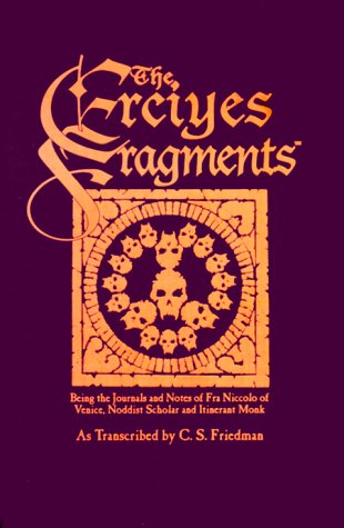 9781565042971: The Erciyes Fragments (Vampire: The Dark Ages)