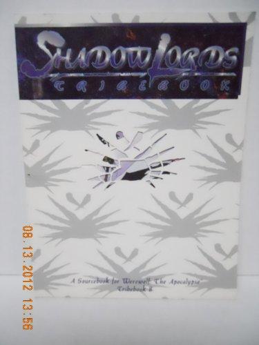 9781565043299: *OP Tribebook Shadow Lords (Werewolf: the Apocalypse Tribebook)