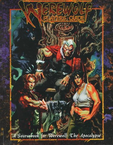 9781565043527: Werewolf Players Guide 2nd Ed (Werewolf: The Apocalypse)