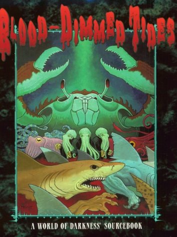 9781565043541: Blood-Dimmed Tides (World of Darkness) (World of Darkness Series)