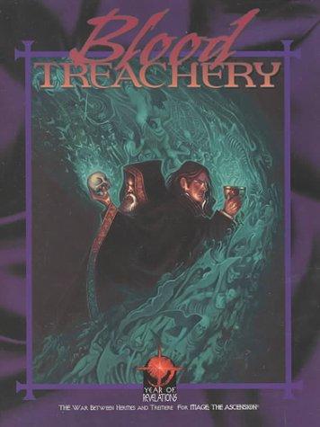 9781565044098: Blood Treachery *OP